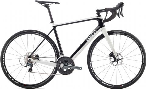 Genesis Zero Disc Z1 Road Bike White 2018